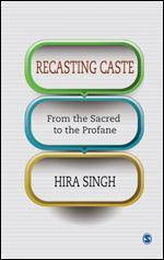 Recasting Caste book cover