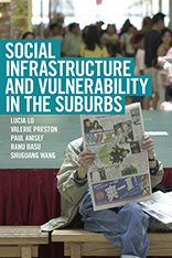 Social Infrastructure and Vulnerabillity in the Suburbs book cover